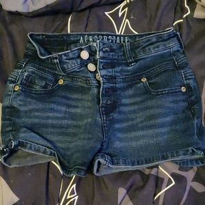 Blue Aeropostale shorts